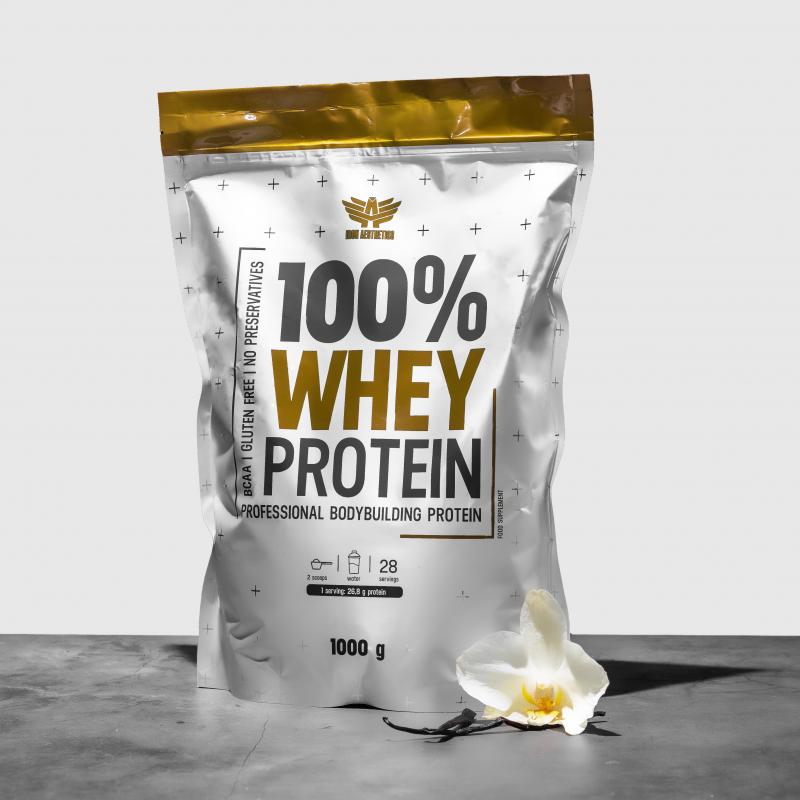 100% Whey protein 1000 g - Iron Aesthetics-3