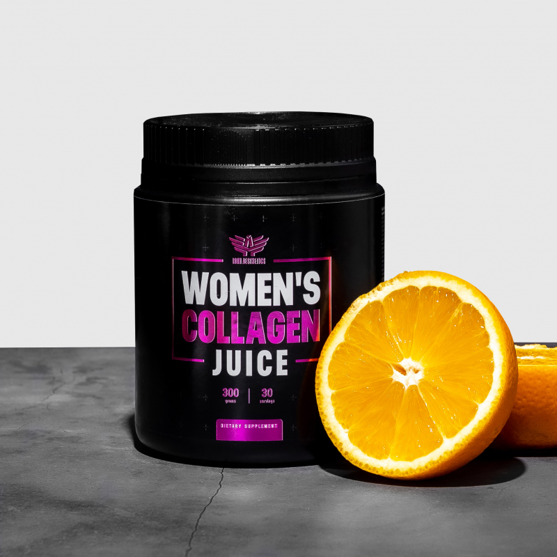 Women's Collagen Juice 300 g - Iron Aesthetics-3