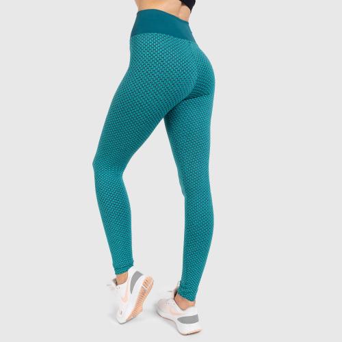 Női leggings Iron Aesthetics, smaragd