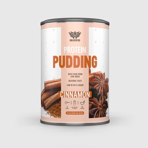 Protein Pudding 500 g - Iron Aesthetics