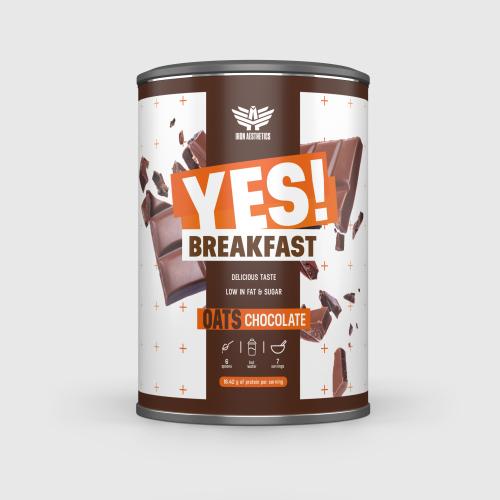 Protein kása YES! Breakfast 500 g - Iron Aesthetics