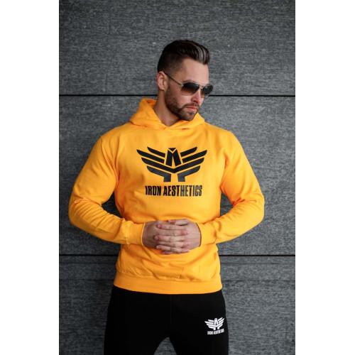 Férfi pulóver Iron Aesthetics, arany