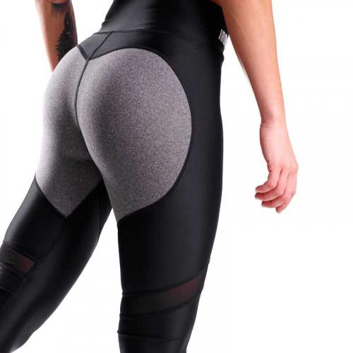 Női leggings HEART - Iron Aesthetics, fekete
