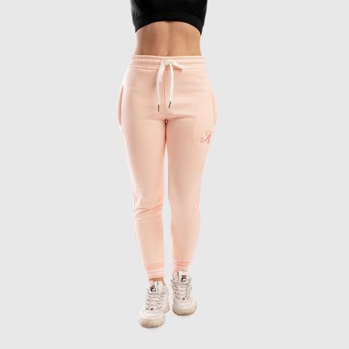 Női fitness melegítő Iron Aesthetics Striped, rózsaszín