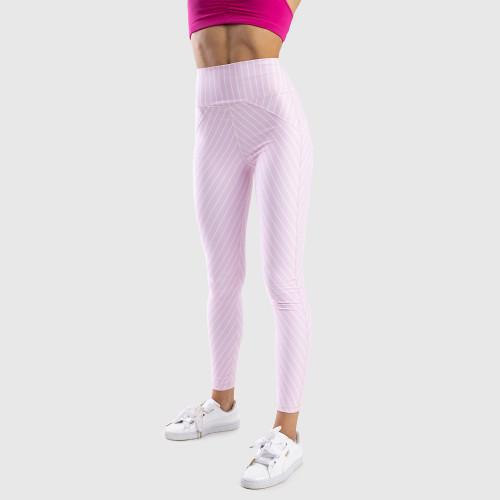 Női leggings Vertical - Iron Aesthetics, rózsaszín