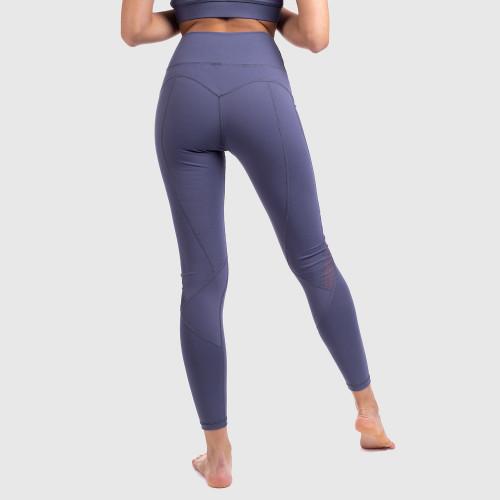 Női leggings NET - Iron Aesthetics, szürke