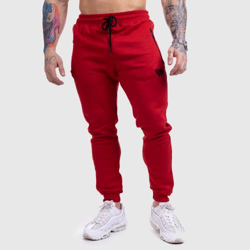 Jogger melegítő Iron Aesthetics Round, piros