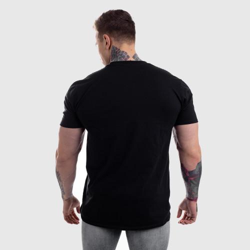 Ultrasoft póló Iron Aesthetics, fekete