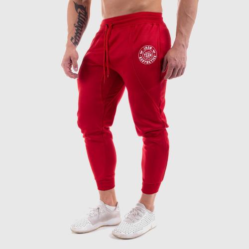 Jogger melegítő Iron Aesthetics Circle Star, piros