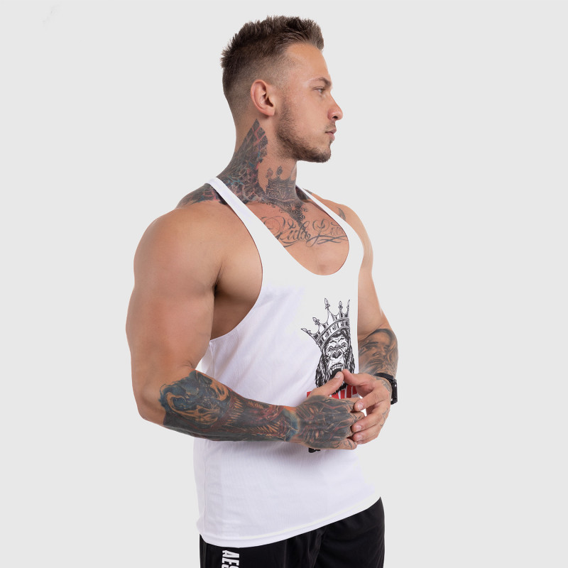Funkciós atléta King of the Gym, fehér-3