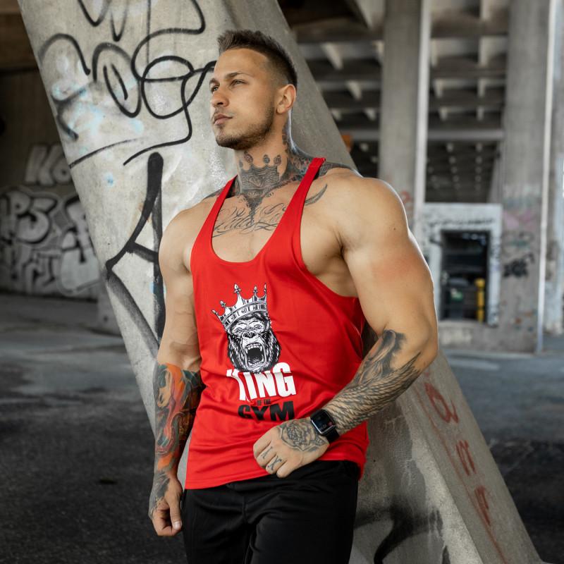Funkciós atléta King of the Gym, piros-3
