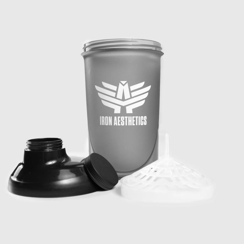 Shaker Iron Aesthetics 500ml, fekete-2