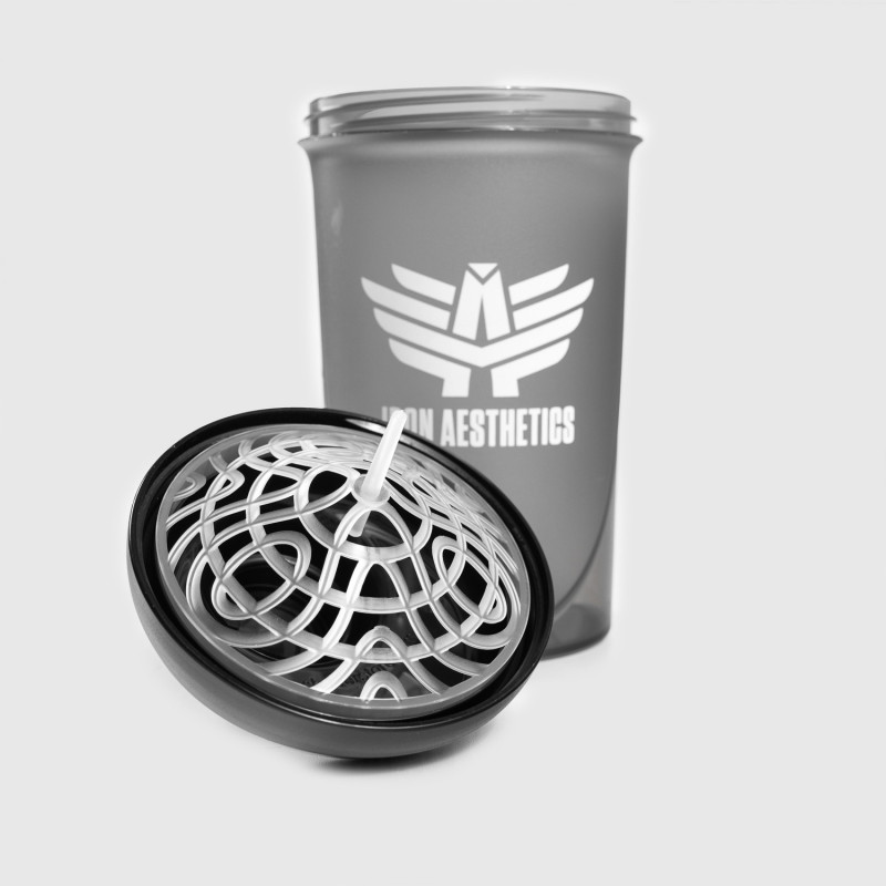 Shaker Iron Aesthetics 500ml, fekete-3