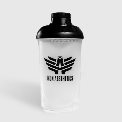 Shaker Iron Aesthetics 500ml, fehér