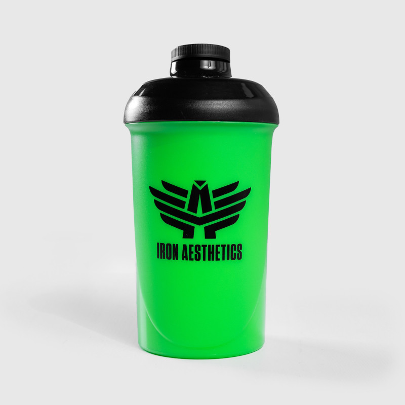 Shaker Iron Aesthetics 500ml, zöld-1