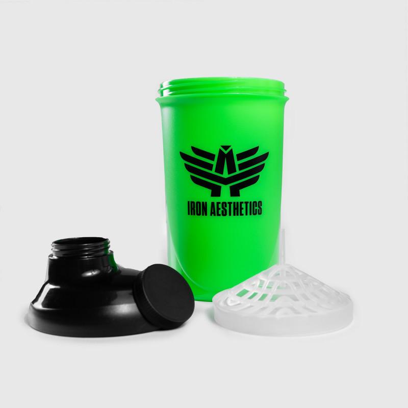 Shaker Iron Aesthetics 500ml, zöld-2