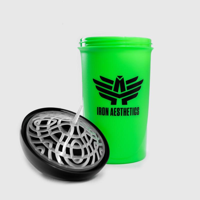 Shaker Iron Aesthetics 500ml, zöld-3
