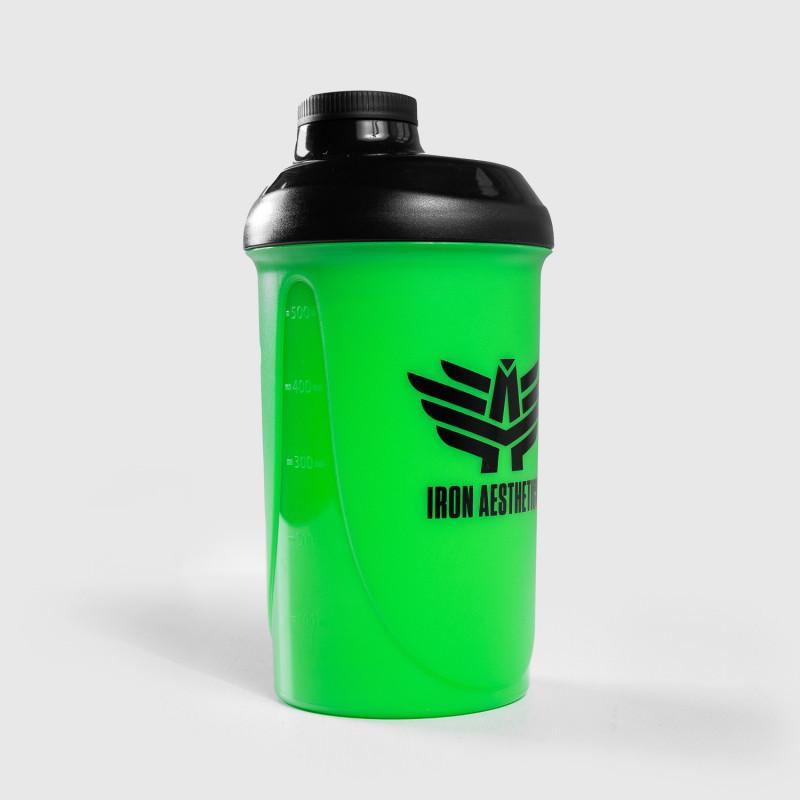 Shaker Iron Aesthetics 500ml, zöld-4