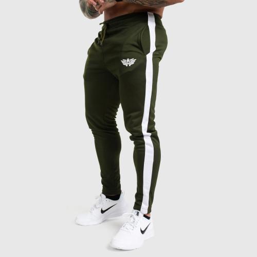 Jogger melegítő Iron Aesthetics Sport Track, zöld