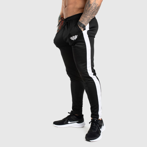 Jogger melegítő Iron Aesthetics Sport Track, fekete