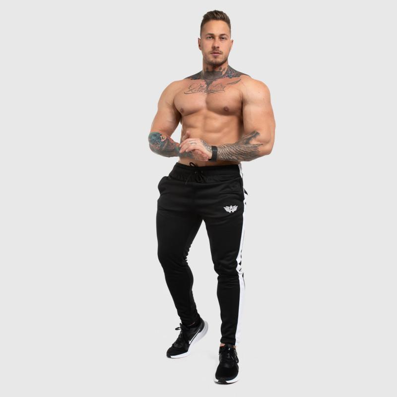 Jogger melegítő Iron Aesthetics Sport Track, fekete-4