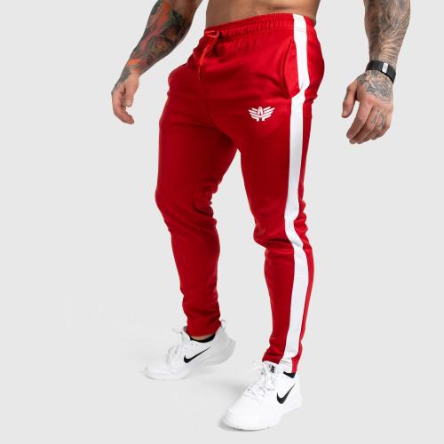 Jogger melegítő Iron Aesthetics Sport Track, piros