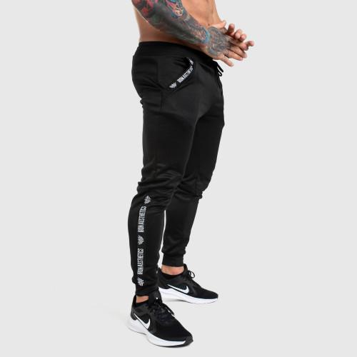 Jogger melegítő Iron Aesthetics Partial, fekete