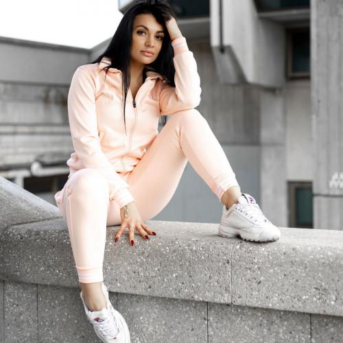 Női sportszett Iron Aesthetics, rózsaszín