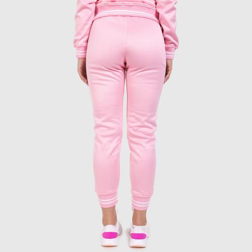 Női fitness melegítő nadrág Iron Aesthetics Original, rózsaszín