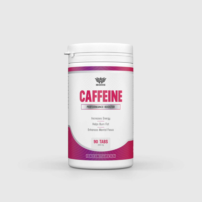 Koffein 90 tabl - Iron Aesthetics-1