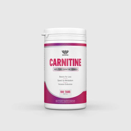 L-karnitin 100 tabl - Iron Aesthetics