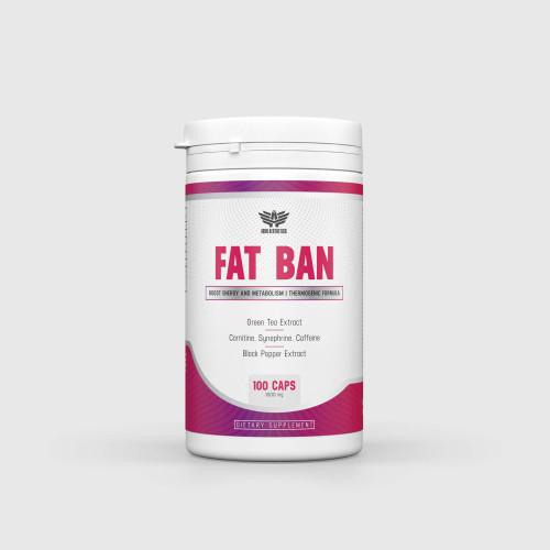 Fat Ban zsírégető 100 kapsz - Iron Aesthetics