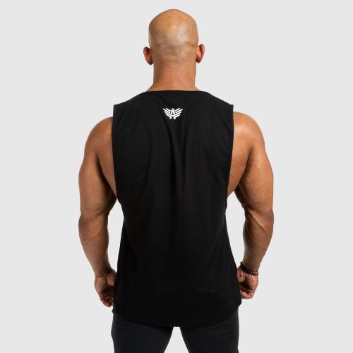 Férfi fitness ATLÉTA Iron Aesthetics Signature, fekete