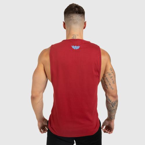 Férfi fitness ATLÉTA Iron Aesthetics Signature, piros