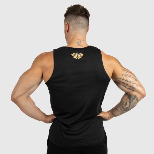 Férfi fitness ATLÉTA Iron Aesthetics Iron Man, black&gold