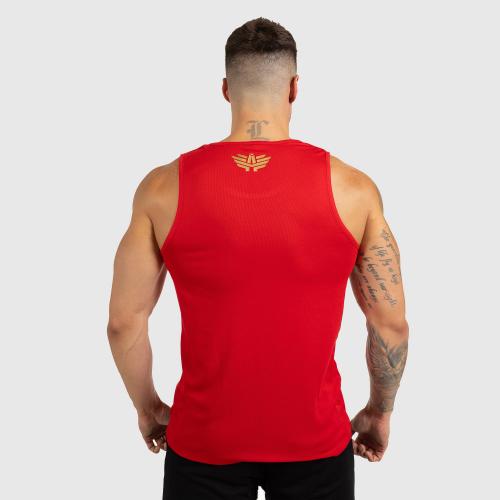 Férfi fitness ATLÉTA Iron Aesthetics Iron Man, red&gold