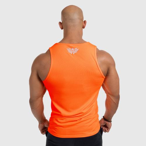 Férfi fitness ATLÉTA Iron Aesthetics Iron Man, Neon Orange