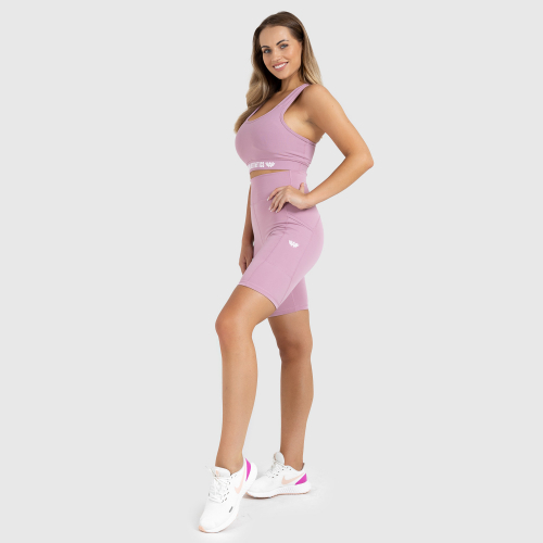 Női fitness szett Iron Aesthetics, lilac
