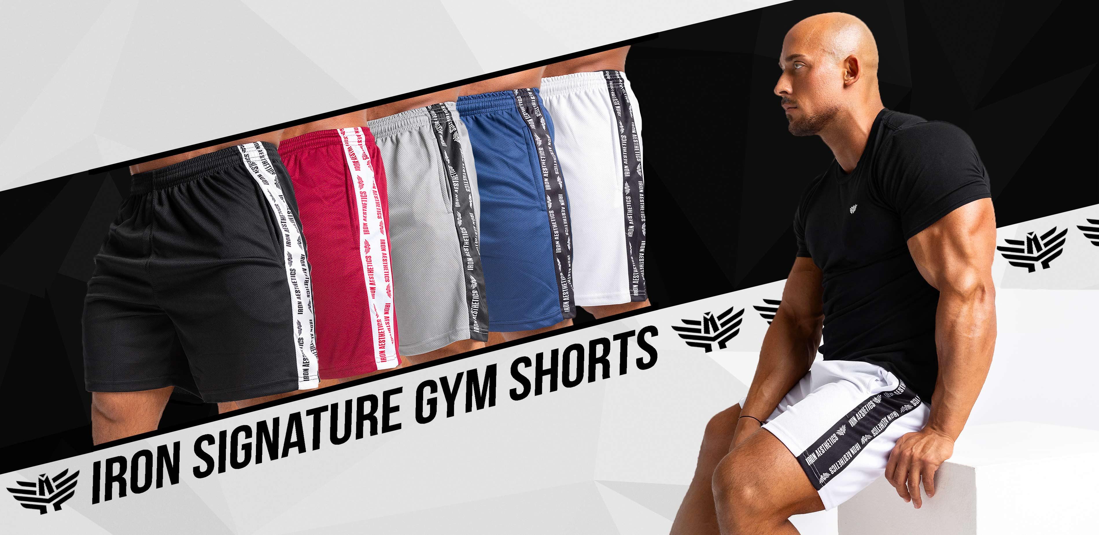 Iron_Signature_Shorts